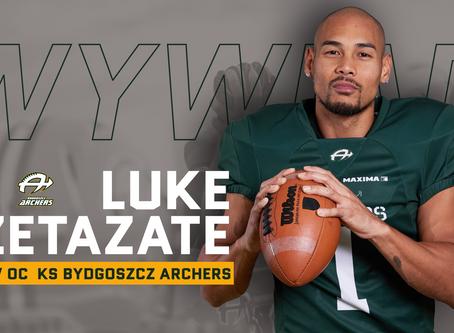 Luke Zetazate - Projekt Archers 2020