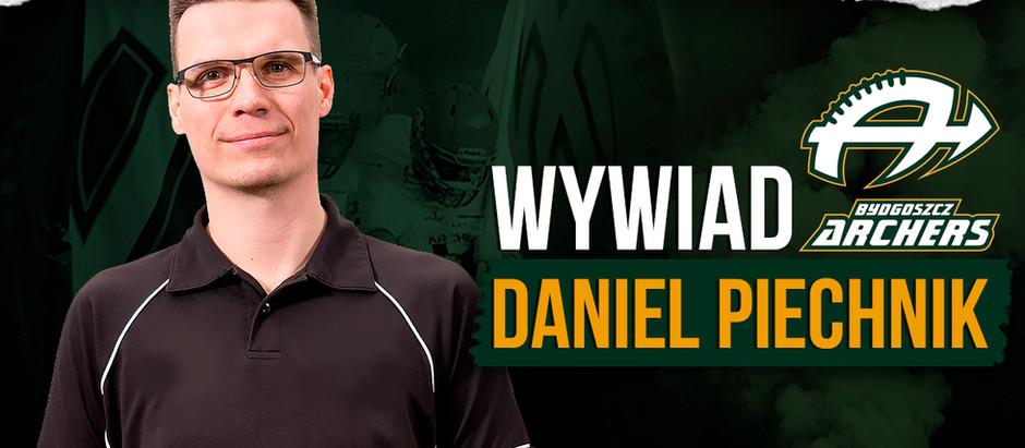 [WYWIAD] Daniel Piechnik - potencjał, doświadczenie, zaangażowanie