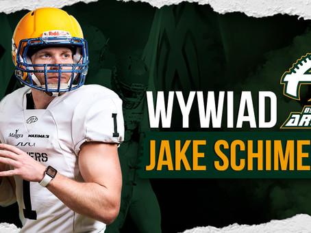 [WYWIAD] Jestem zachwycony! Jake Schimenz w Bydgoszcz Archers
