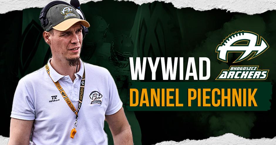 [WYWIAD] Daniel Piechnik - Plan minimum to jak zawsze Mistrzostwo
