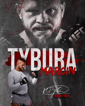 Marcin Tybura Tapeta 3