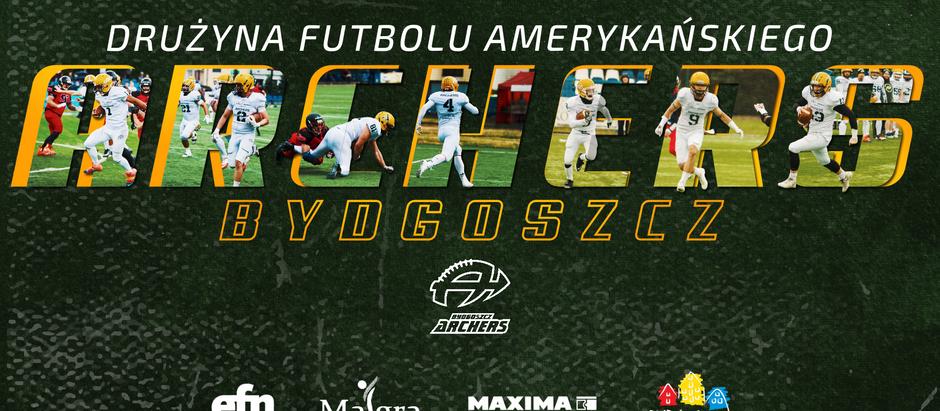 Archers Bydgoszcz pokonani w Gorzowie Wielkopolskim [video]