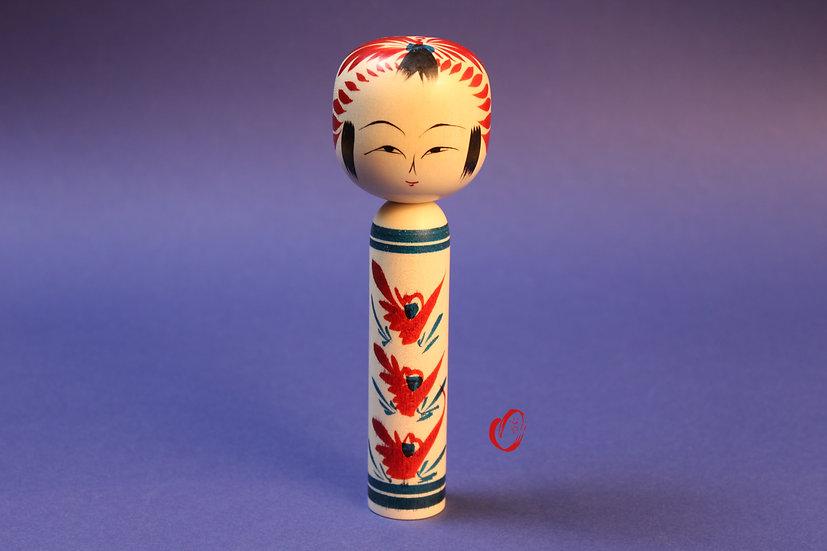 Petite Kokeshi 4