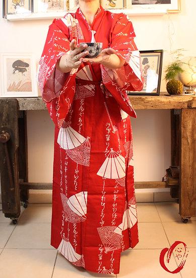 Yukata femme