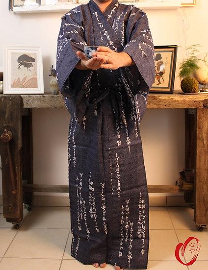 yukata homme