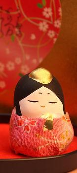 Personnages et statuettes japonaises