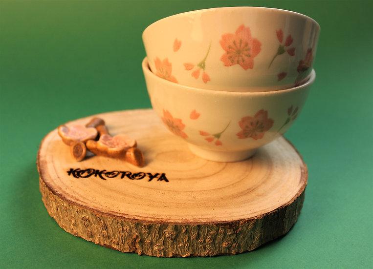Bol à riz fleurs de sakura
