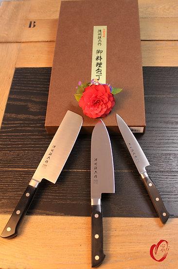 Set 3 couteaux