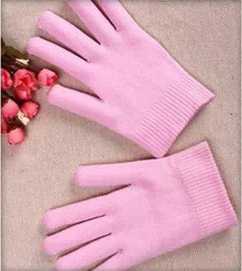 СПА-перчатки с гелевым слоем