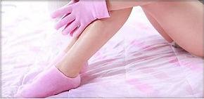 СПА-носочки и СПА-перчатки