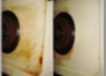Эффект от применения меламиновой губки