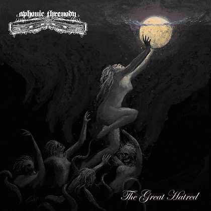 Aphonic Threnody - The Great Hatred - Digipak CD