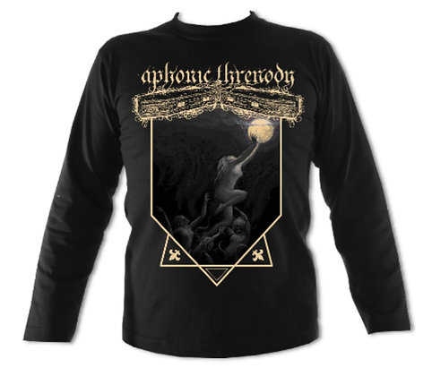 'The Great Hatred' mens long sleeved t-shirt