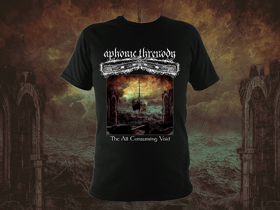 Pre Order - 'The All Consuming Void' Artwork Tee