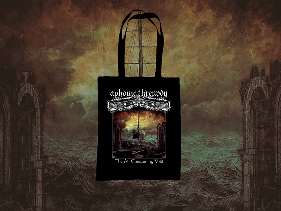 Pre Order - 'The All Consuming Void' artwork tote