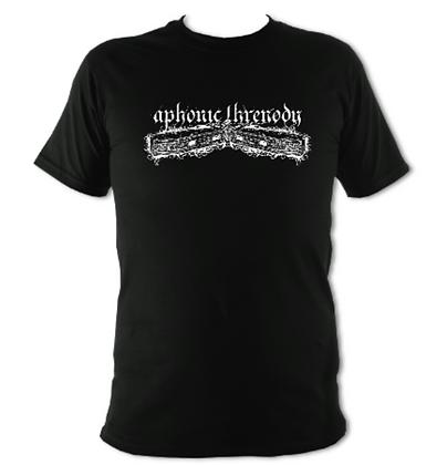 Aphonic Threnody Logo Tee