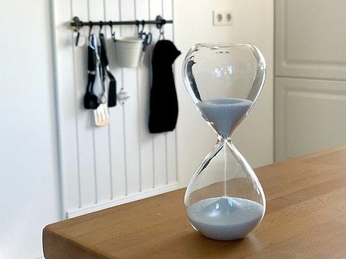 Sanduhr aus Glas, ca. 11 Minuten