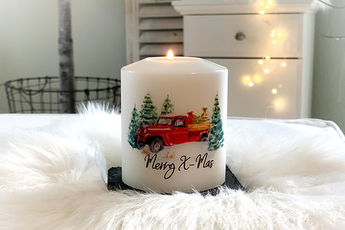 Weihnachts-Pickup