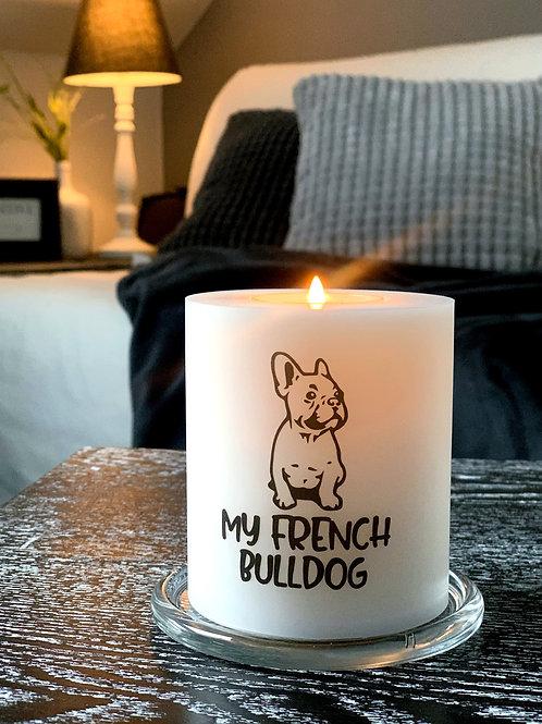 MY FRENCH DOG