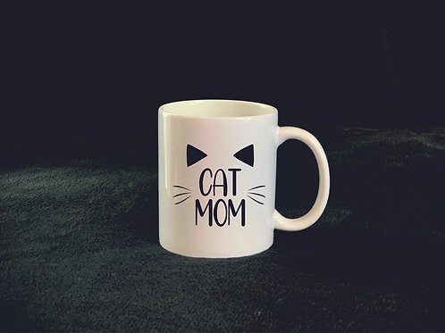 Tasse CAT MOM