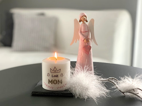 """Love Mom"""