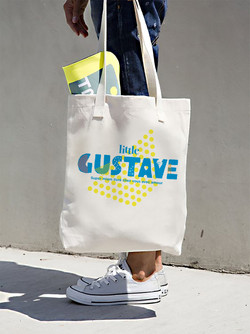 Le tote-bag Little Gustave