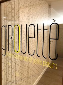 Logo Girouette / cafétéria
