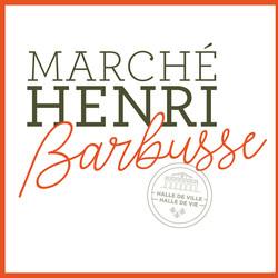 Marché Henri Barbusse