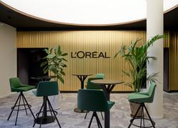 Lobby L'Oréal Capillaire
