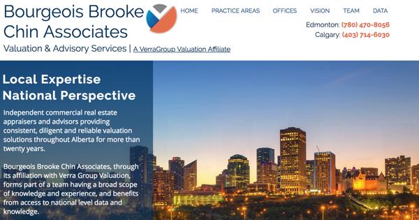 Appraisal | Alberta, Canada | Bourgeois Brooke Chin Associates