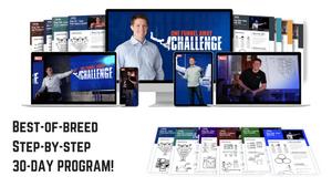 30-Day Sales Funnel Builder Challenge