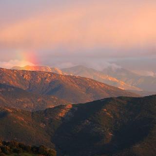 Arc en ciel Corse
