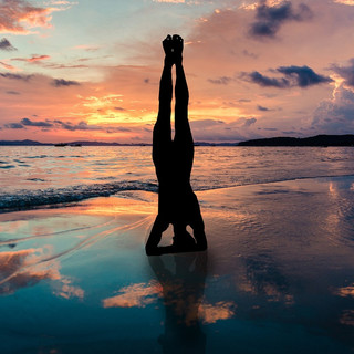 yoga-stand-in-hands-silhouette-2149407_1