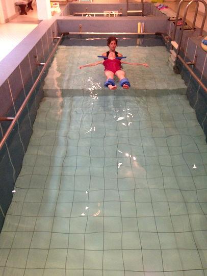 ostéopathie aquatique St genis Geneve Ve