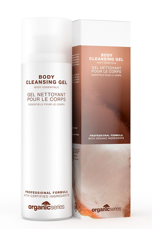 Organic Series body cleansing gel - Vol. 200 ml