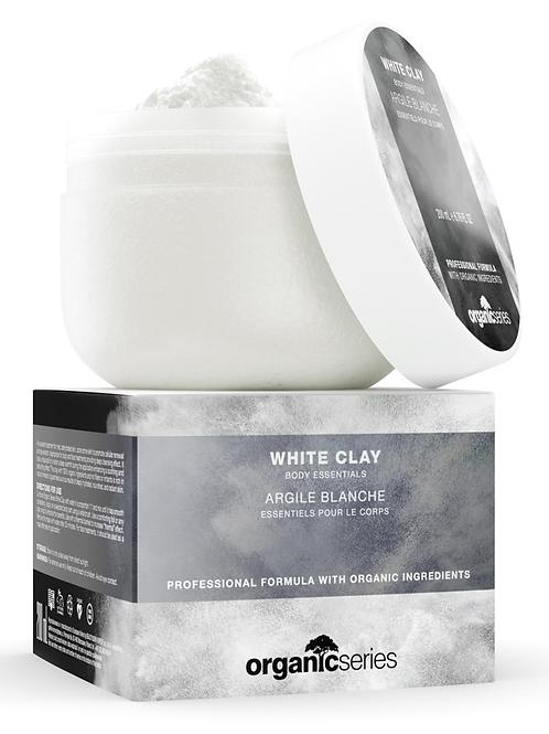 Organic Series white clay