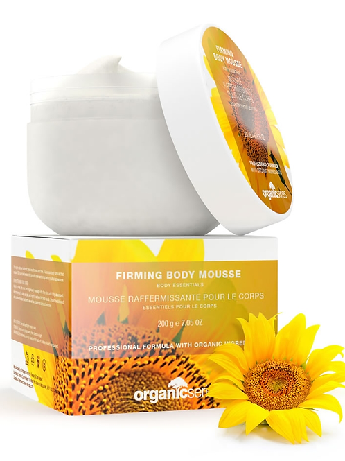 Organic Series firming body mousse