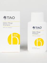 Mildes Pflege Shampoo
