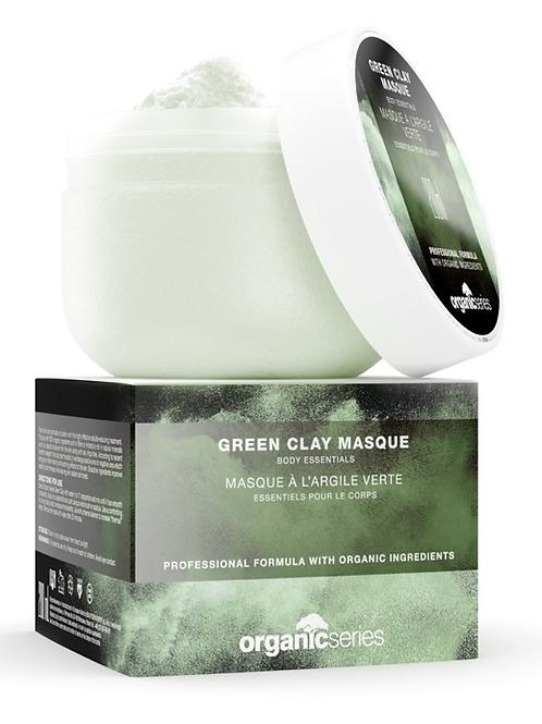 Organic Series green clay