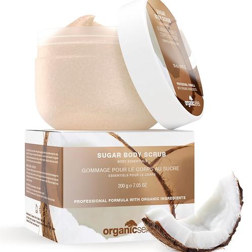 Organic Series sugar body scrub