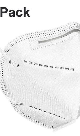 5x FFP 2 Maske mit CE Zertifikat