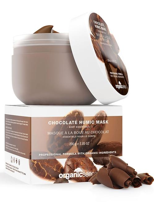 Organic Series chocolate humic mask