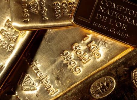 L'or, valeur refuge, atteint de nouveaux sommets historiques