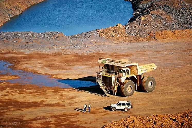 Mine d'or en Côte d'Ivoire
