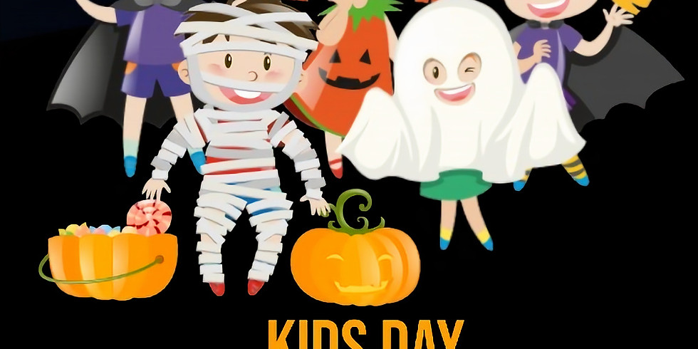 Kids day Halloween