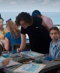 Artist Workshop:  Watercolor painting