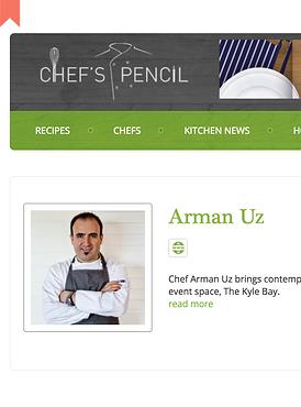 Chef Arman Uz Recipies Para Thirroul