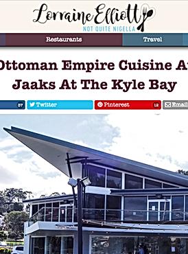 Chef Arman Uz Kyle Bay Wollongong Thirroul Para