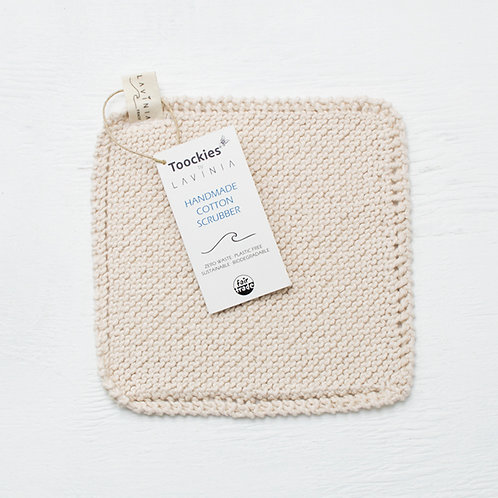 Toockies Cleaning Cloth - Organic Cotton