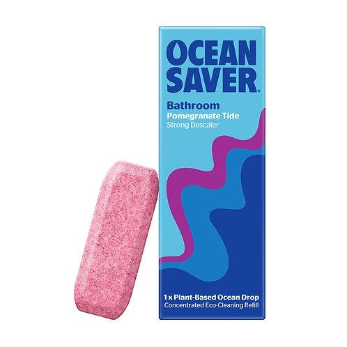 Ocean Saver Bathroom Descaler Refill - Pomegranate Tide